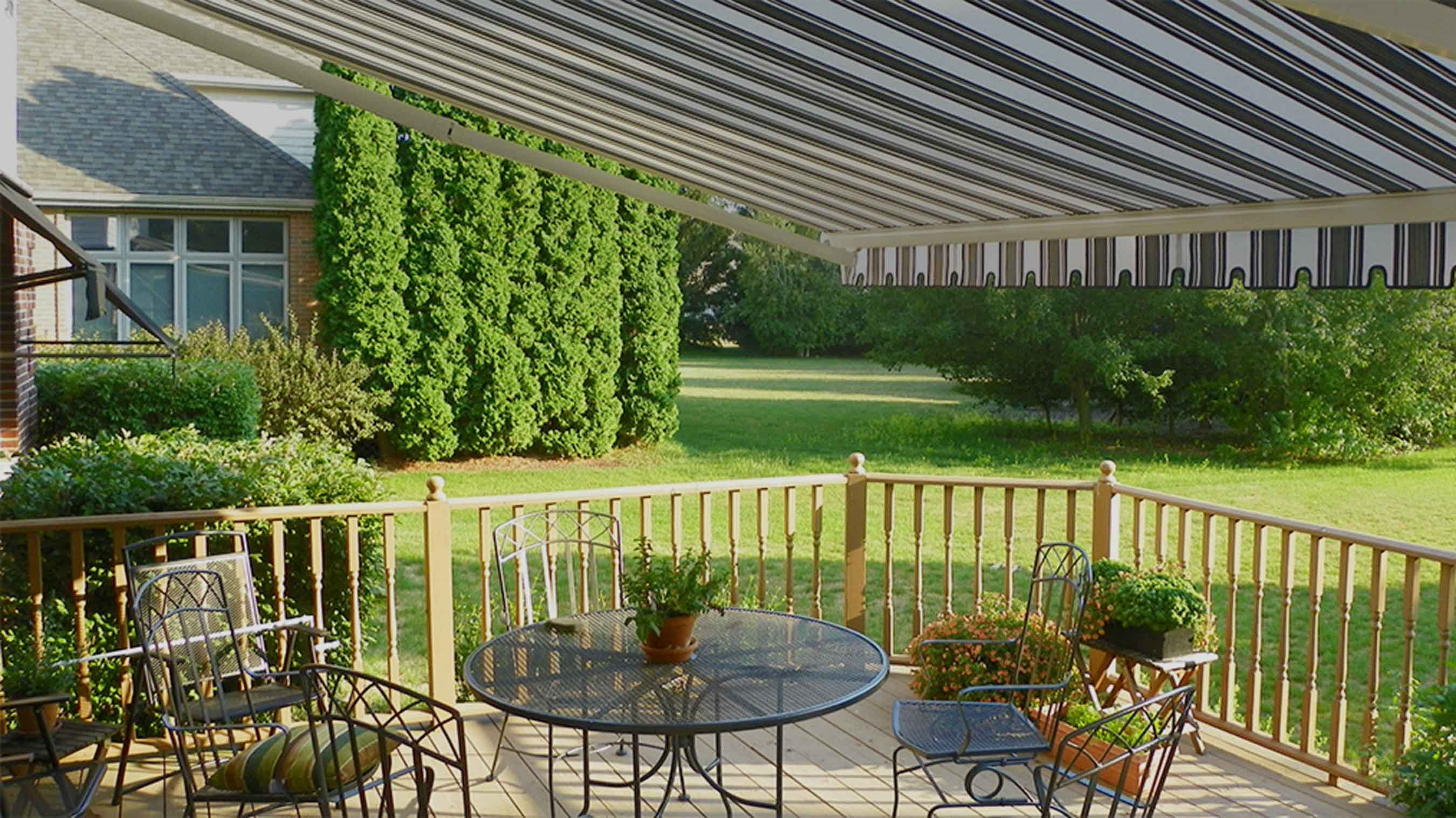 Chesterfield Awning : Awnings and Canopies in Chicago ...