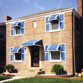 Aluminum Awnings Chesterfield Awning