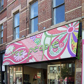From Hand Painted Graphics To Digital Printing We Offer Durable Options For Canvas Vinyl And Backlit Awnings